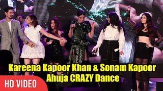 Kareena Kapoor Khan & Sonam Kapoor Ahuja CRAZY Dance | Veere Di Wedding