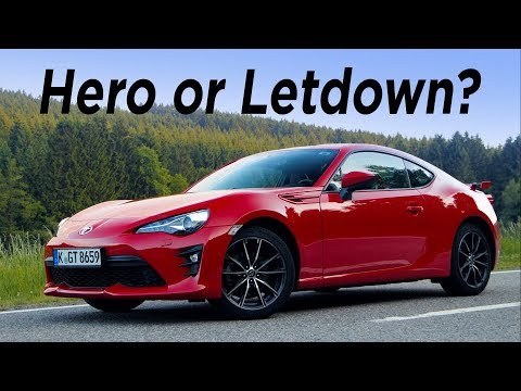 2017 Toyota GT86 (86, BRZ) Review - Autobahn and Hatch Comparisons - Everyday Driver Europe