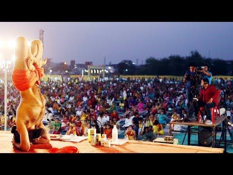 महिलाओं एवं बच्चों के लिए योगसत्र | जौनपुर, उत्तर प्रदेश | 21 May 2018 (Part 5)