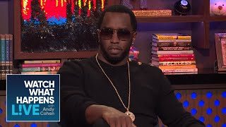 """Sean """"Diddy"""" Combs On Janet Jackson And Justin Timberlake 