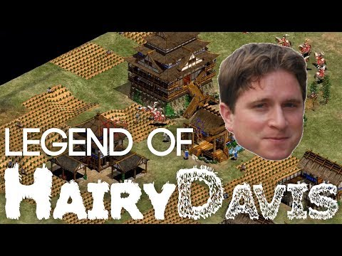 AoE2 - The Legend of Hairy Davis