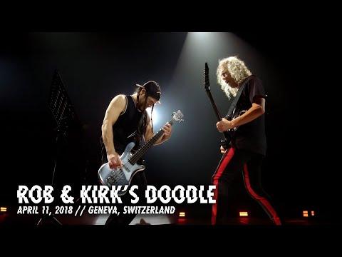 Metallica: Procreation of the Wicked (Rob & Kirk Doodle - Switzerland 2018)