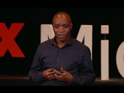 Saving lives one breath at a time | Bernard Olayo | TEDxMidAtlantic