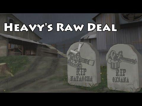 TF2: Heavy's Raw Deal