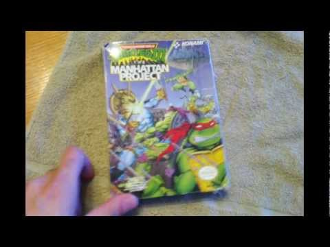 Video Game Collecting Tips #1: How to Remove Marker Writings from Box