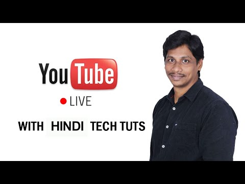 Live Chat With Hindi Tech Tuts