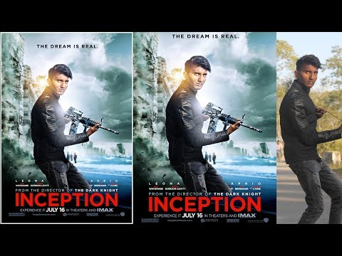 Picsart Movie Poster Editing How to make action movie poster picsart editing tutorial
