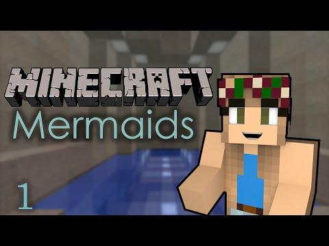 Mako Island | Minecraft Mermaids S1[Episode 1]