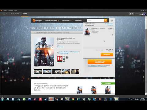 How To Buy A Game On Origin With 2 Tickets