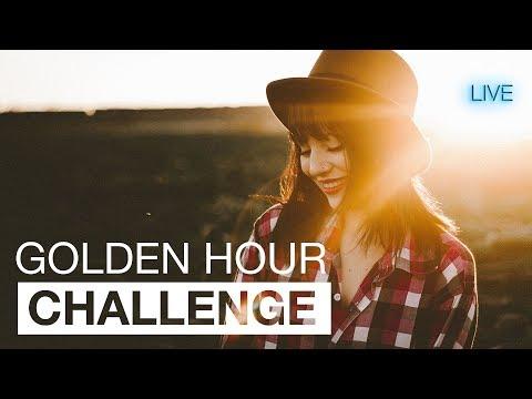 PIC LIVE - Challenge #14- Golden Hour