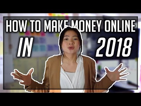 Earn Money Online Fast from Home 2018 - Make Money Online As a Teenager without Affiliate Marketing