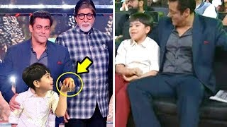 Salman Khan Most FUNNY Moments With Tubelight Boy Matin Rey Tangu At IFFI 2017 Goa