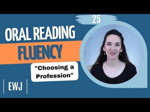 Oral Reading Fluency 25 📖 English Vocabulary and Pronunciation 🗣 Build Confidence! 💪