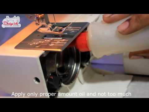 How to clean  and maintain Usha wonder sewing machine!!!!