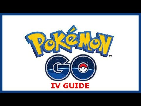 Pokemon Go - IV Guide - How to Find my Pokemon's IVs