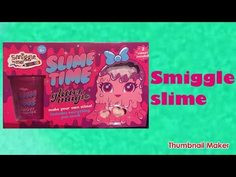 Smiggle slime time - make your own slime