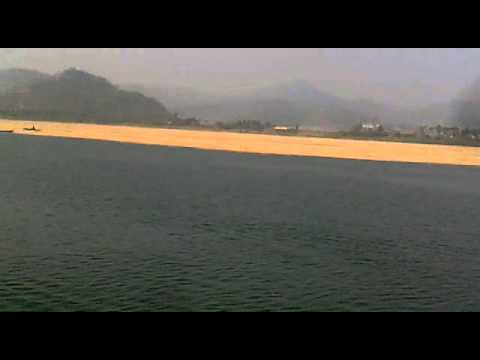 Godavari River near Papikondalu