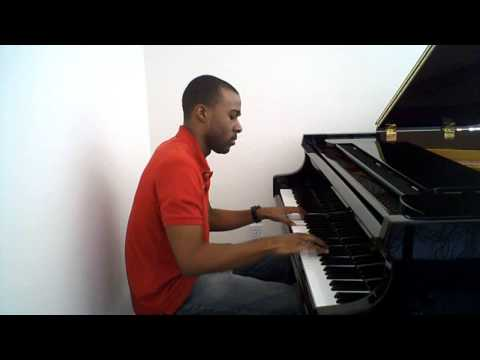 Beautiful - Akon & Colby 'O Donis Piano Cover