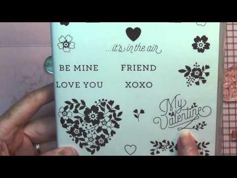 INSIDE- Bloomin' Heart card