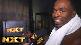 Jordan Myles puts every NXT champion on notice: NXT Exclusive, August 14, 2019