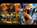 LEGO JURASSIC WORLD: FALLEN KINGDOM | MINI PELÍCULA