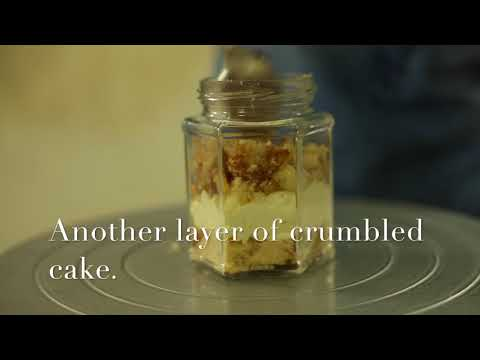 Easy to make home made Rasmalai Jar Cake VLOG4