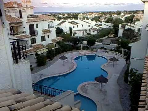 apartment for rent in cabo roig spain