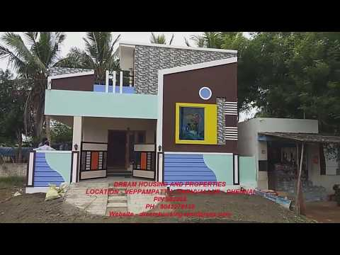 Individual 2 BHK House with car Parking for sale, Price @ Rs.40 Lakhs | Cell - 9042279132