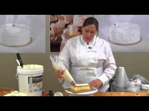 Vanilla Bean Bettercreme Bar Cake