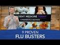 Natural Flu Treatment: 9 Proven Flu Busters