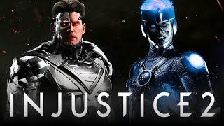 Injustice 2: New DLC Character Premier Skins, Added Gear, Movie & TV Skins & More! (Injustice 2)