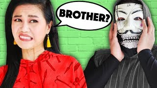 PZ9 IS MY BROTHER? Regina is Spending 24 Hours Spying on Hacker in Abandoned House to Reveal Secret
