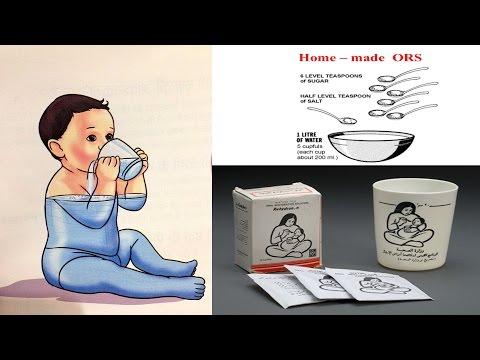 How to Make Oral Rehydration Solution(Nimkol) | Garelu Nimkol Banane ka tariqa