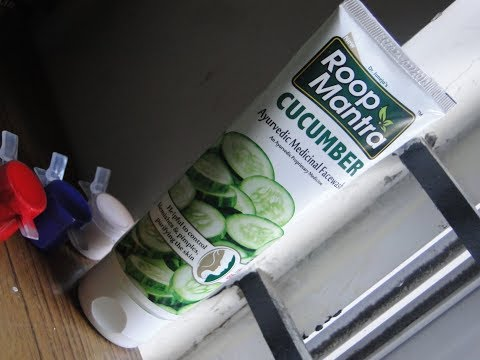 Roop Mantra Cucumber Facewash Review - Glam & Swag