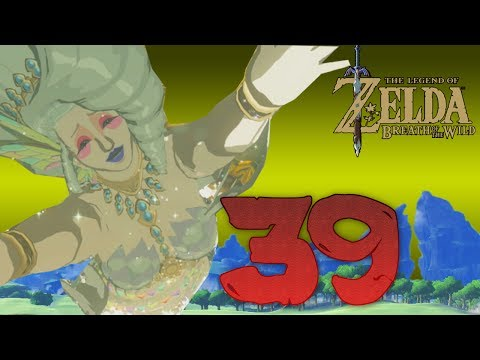 Zelda Breath of The Wild [39]: Farosh's Horn Surplus