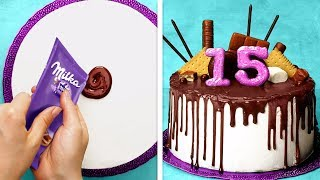 Download 20 SWEET FOOD IDEAS TO MAKE YOU A REAL CHEF Video