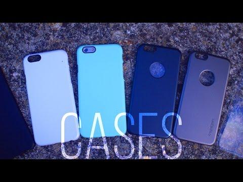 Spigen SGP iPhone 6 Cases Early Look!