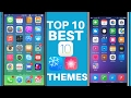 Top 10 Cydia Themes For iOS 10.2 (Anemone & WinterBoard)