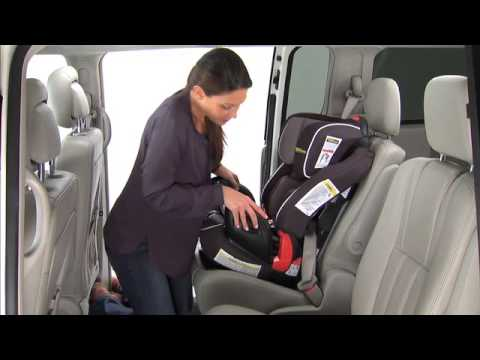 Graco - Nautilus with Safety Surround Car Seat Installation