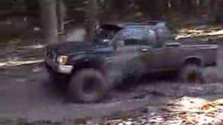 Just me and my friends Xterra messing around.