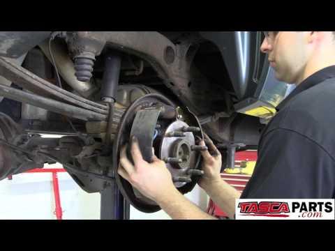 Do It Yourself - Installing OEM Rear Drum Brakes 2009 GMC Sierra