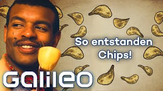 Chips, ein Akt der Rache? - So wurden Chips & Cookies durch Zufall erfunden | Galileo | ProSieben
