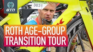Coolest Age-Group Bike Tech From Challenge Roth 2019