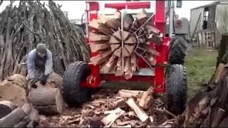 Amazing Wood Cutting