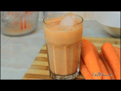Jamaican Original Carrot Juice | Recipes By Chef Ricardo