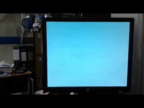 ERROR HP PRO 6300 SFF PC
