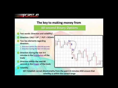 7 Secrets To Making A LOT Of Money With 1 Minute Binary Options
