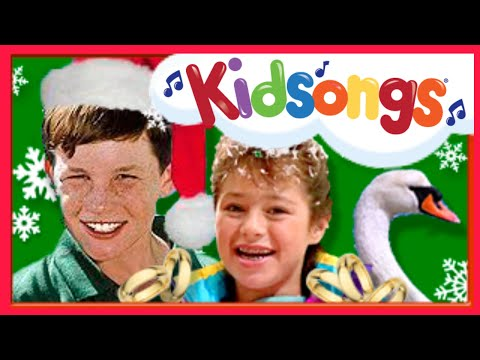 We Wish You A Merry Christmas | 12 Days Of Xmas | Kids Christmas Songs | Kidsongs TV Show | PBS Kids