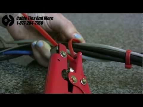 Cable Tie Gun Tools