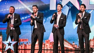 Vocal group The Neales are keeping it in the family | Britain